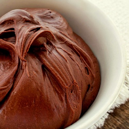 Perfect Chocolate Fudge Frosting