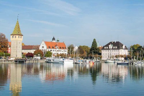 Lake Constance: Discover 4 Countries in One Trip