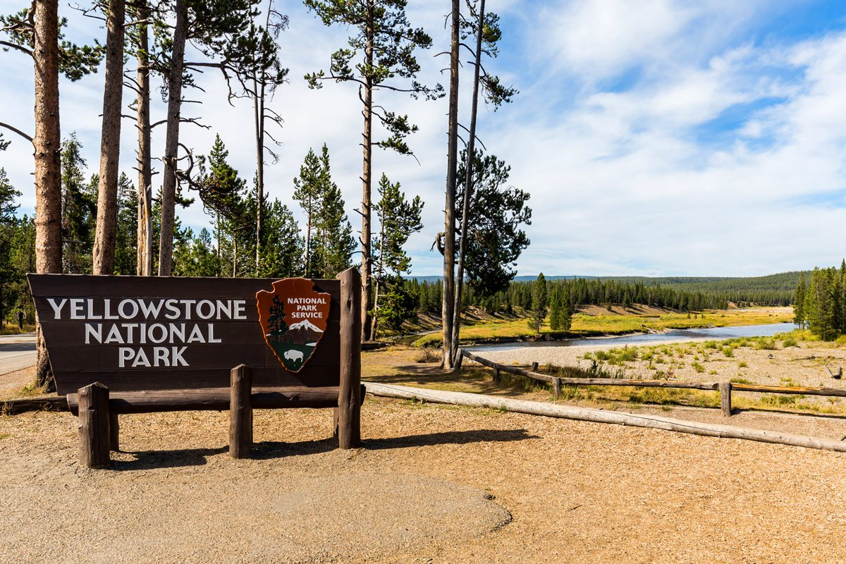 Planning a Trip to yellowstone national park - cover