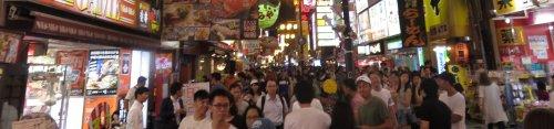 Dotonbori Osaka: A Street Food Lover's Paradise