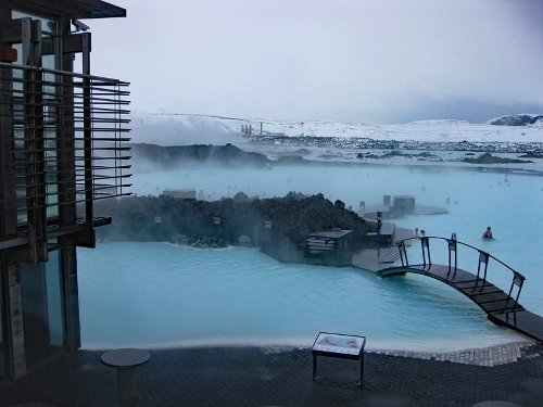 Visiting Iceland's Blue Lagoon Geothermal Spa