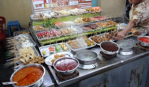Top 5 Cities for Street Food in Asia