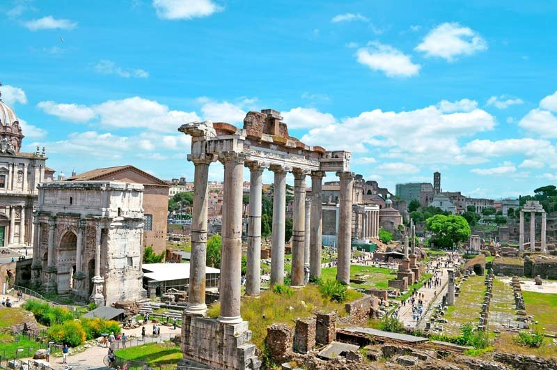 Shortcut Travel Guide to Rome Italy