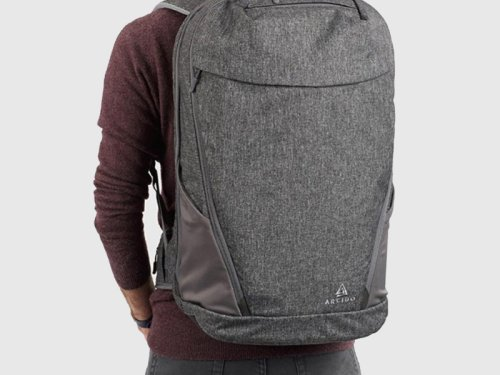 Arcido Akra Lightweight Travel Backpack Review