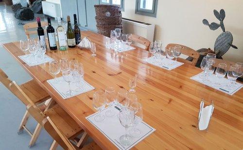 Taste Greek Wine on a Santorini Wine Tour