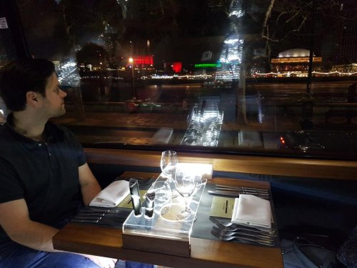 Dinner on a Double Decker Bus: The Gourmet Way to Experience London