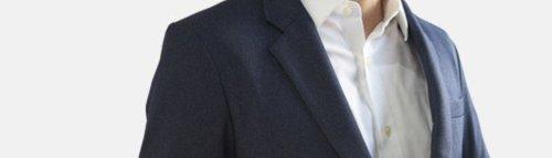 The Best Wrinkle-Free Mens Travel Blazer