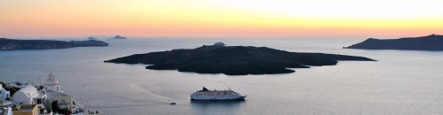 Greek Island Ferries: How to Take the Athens to Santorini Ferry | Savored Journeys