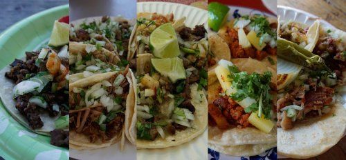 5 Best Taco Trucks in Seattle