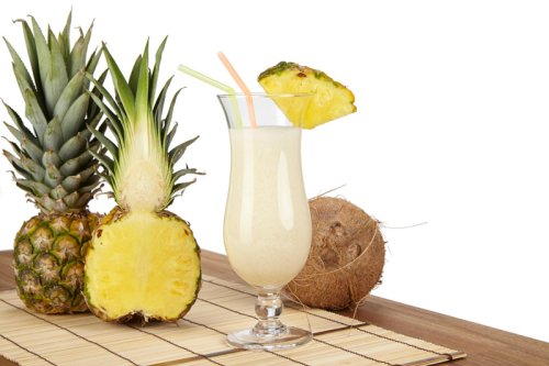 Pina Colada Recipe With Malibu Rum