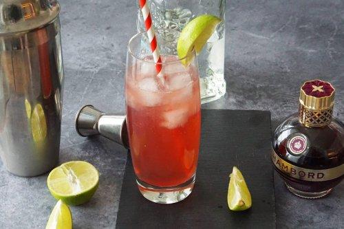 El Diablo Cocktail