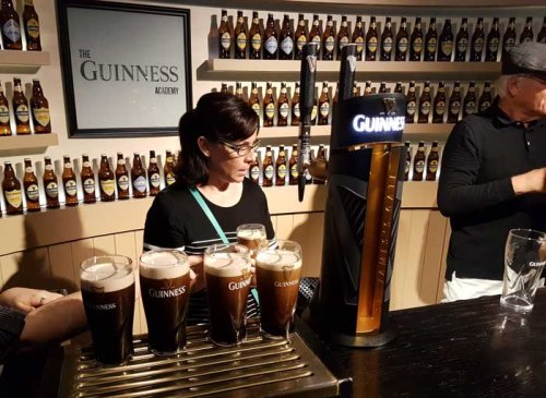 Why You Must Visit the Guinness Gravity Bar in Dublin
