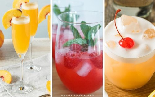 10+ Easy Cocktails to Make for Happy Hour at Home