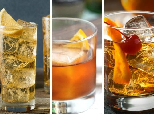 8 Irish Whiskey Cocktails