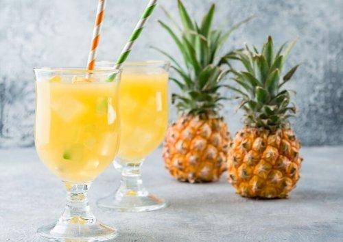 Pineapple Rum Runner Cocktail