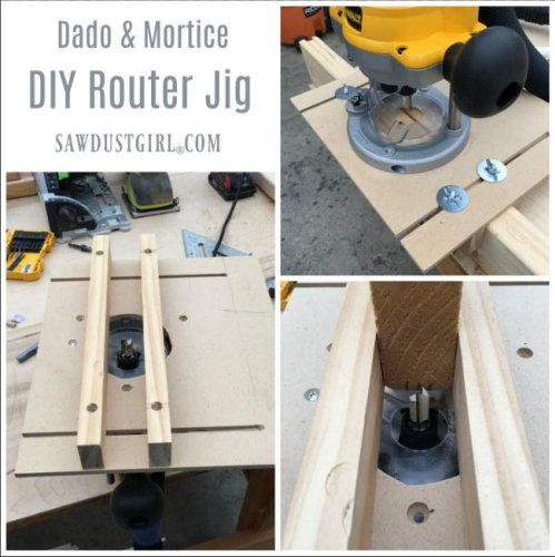 Mortise and Tenon Gate Construction