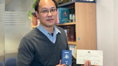 When Troy went to renew his Australian passport he was told he wasn't a citizen. This is what happened next
