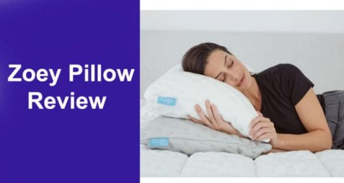 Zoey Pillow Reviews - (Feel Relax?) Before Buying Read This