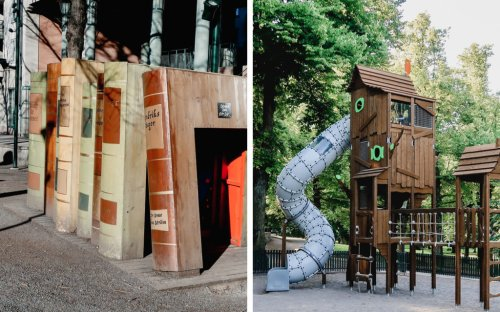 The Best Playgrounds for Kids in Stockholm