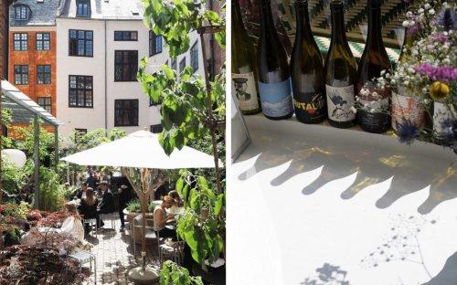 Copenhagen's Best Restaurants & Cafes with Outdoor Dining