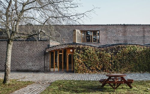 Six Important Buildings to Know from Swedish Architect Sigurd Lewerentz