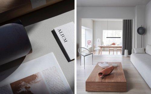 The White Room: ALIUM Gallery in Frederiksberg