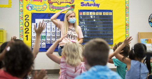 The Vaccine Mandate For NYC Teachers Just Got Blocked