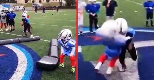 Pro Athletes Condemn Horrifying Youth Football Viral Video