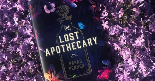 Our May Book Club Pick: 'The Lost Apothecary' By Sarah Penner