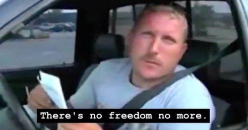 80s Video On Mandatory Seatbelts Goes Viral For Anti-Masker Similarities