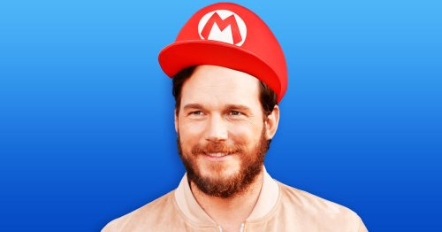 Chris Pratt Will Be The Voice Of Super Mario And Twitter Has Feelings