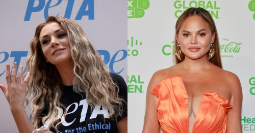 Courtney Stodden Says Chrissy Teigen Should Stop 'Griping' About 'Cancel Club'