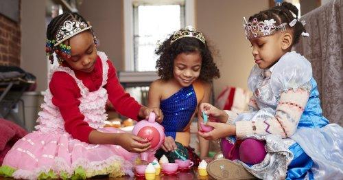 Disney Princess Culture Isn't Toxic, Study Says