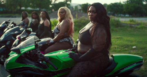 Rihanna Casts All-Black Motorcycle Crew For Her New Inclusive Fenty Line