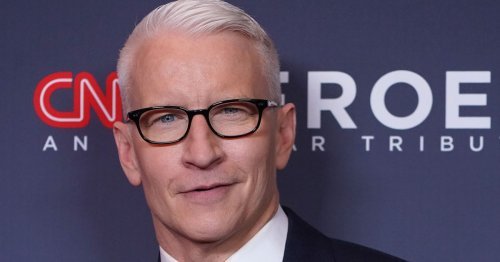 Anderson Cooper: My Son Isn't Inheriting 'Some Sort Of Pot Of Gold'