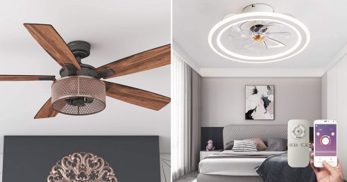We're A Fan! These Are The Best Ceiling Fans To Help Keep Your Home Cool