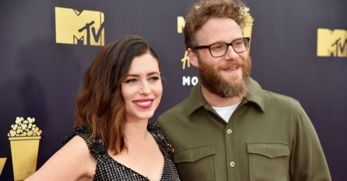 Seth Rogen & His Wife Are 'F*cking Psyched' To Be Child-Free