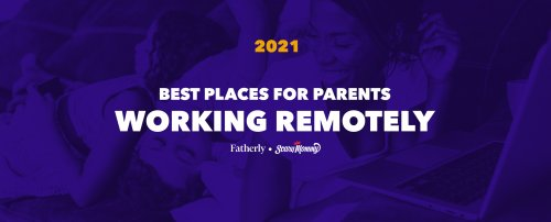 These Are The Best Places For Parents Working Remotely