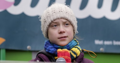 Greta Thunberg Just Told Americans To Get Their Sh*t Together
