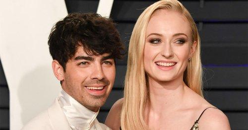 Sophie Turner & Joe Jonas Share Never-Before-Seen Pics From Their Vegas Wedding