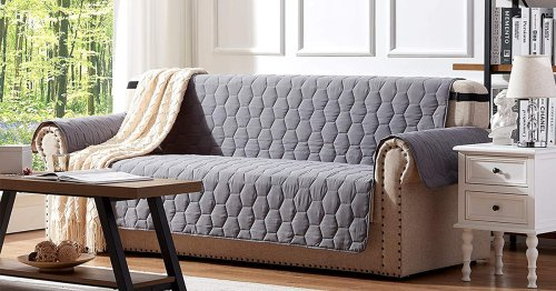 10 Best Waterproof Couch Covers That Protect Your Sofa From Any Mess That Comes Its Way