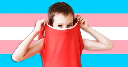 You Need To Let Your Child Explore Their Gender Expression On Their Own Terms
