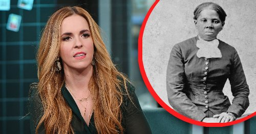 Rachel Hollis Compares Herself To Harriet Tubman And Just No