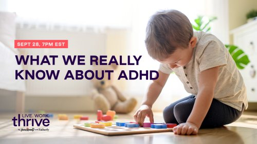 What We Really Know About ADHD