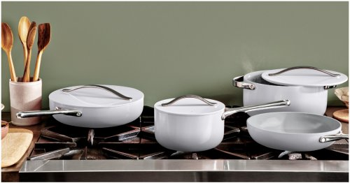 I Replaced All My Pots & Pans With This Instagram Famous Cookware Set And I'm Never Going Back