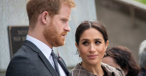 People Are Surprised Meghan Isn't Joining Harry In England––Are You All Brand New?