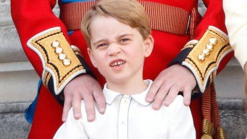 Streicht der Hof das Geburtstags-Porträt von George?