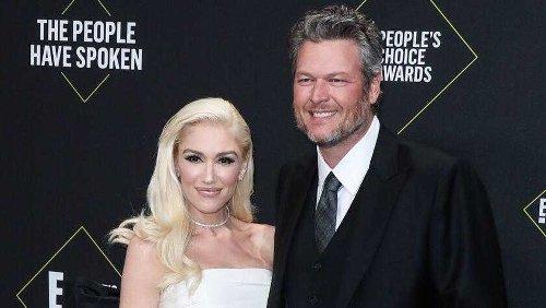 Blake Shelton und Gwen Stefani haben geheiratet