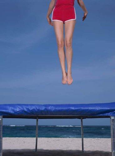 Nach Hula-Hoop: Darum springen wir jetzt Trampolin