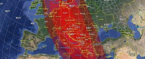 Hypothetical Asteroid Devastates Europe in Doomsday NASA Simulation